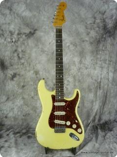 Fender Stratocaster 2016 Vintage White