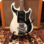 Burns Vintage 1960s Baldwin Hank Marvin By Burns Signature White Guitar
