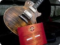 Gibson Custom Shop Joe Perry Les Paul 2000 GreenTiger