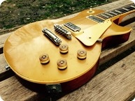 Gibson Les Paul Deluxe 1981 Goldtop