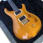 Paul Reed Smith Custom 24 Artist Pack With Rosewood Neck 2016 Amber