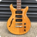 Hamer Artist Korina Custom 2007 Natural
