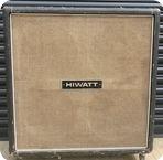 Hiwatt SA4123 ML EXECUTIVE Ex WHO 1969 Black