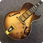 Gibson STEVE HOWE PROTOTYPE ES175 1977 Sunburst