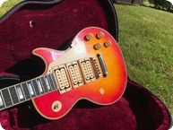 Gibson Custom Shop Ace Frehley Kiss Budokan Les Paul 2011 Cherry Sunburst