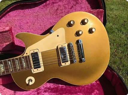 Gibson Les Paul Deluxe 1969 Goldtop