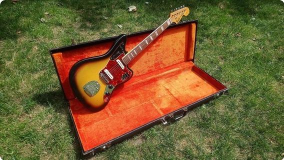 Fender Jaguar 1969 Sunburst