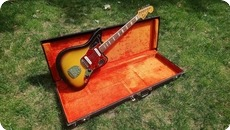 Fender Jaguar 1969 Sunburst