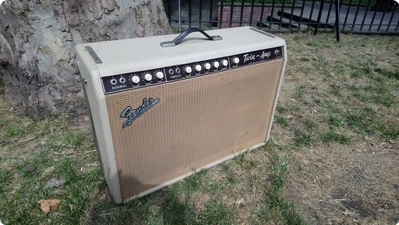Fender Twin 1963 White