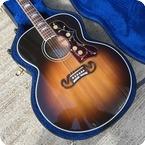 Gibson J200 2010 Sunburst