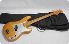 Greco Precision Bass PB 700 1977 Natural