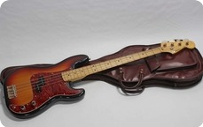 Fernandes Precision Bass FPB 60 1980 Sunburst