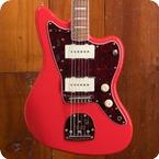 Fender Jazzmaster 2018 Fiesta Red