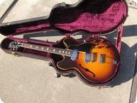 Gibson ES330TD 1968 Tobacco Sunburst