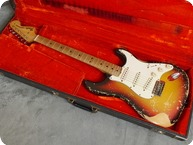 Fender Stratocaster Maple Neck 1969 Sunburst