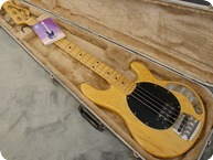 MusicMan Stingray MINT 1980 Natural