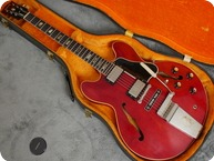Gibson ES 335 TDC 1964 Cherry Red