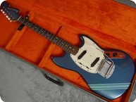 Fender Mustang Competition 1969 Blue