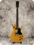 Gibson Les Paul Special TV 1957 TV yellow