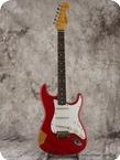 Fender Stratocaster 60s Heavy Relic 2007 Seminole Red