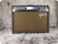 Gibson GA 5 Skylark Crestline Grey Tolex