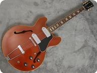 Gibson ES 330 TD Burgundy 1967 Metallic Burgundy