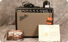 Fender Princeton Reverb 1967 Black Tolex