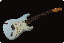 Fender Stratocaster 1963 RARE SONIC BLUE