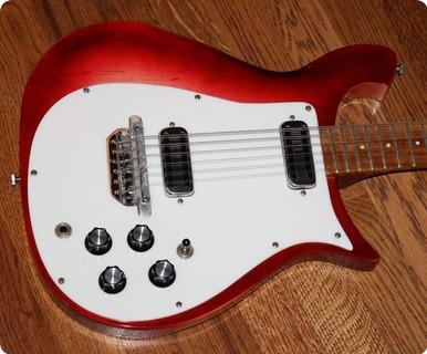 Rickenbacker Guitars 450/12  1965