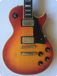 Gibson Les Paul Custom Twentieth Anniversary 1974 Cherry Sunburst
