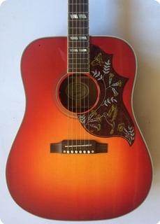 Gibson Hummingbird 2018 Cherry Sunburst