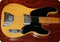 Fender Precision FEB0321 1952
