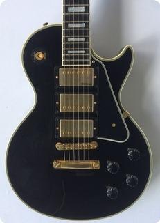 Gibson '57 Les Paul Custom 20th Anniversary 2013 Ebony