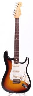 Fender Custom Shop Stratocaster 60's Relic Duo Tone 2011 Sunburst