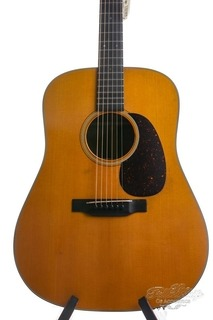 Martin D18 Authentic Vts Aged 1939