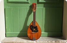 Amada Amada Bowl Back Vintage Mandolin 1950 1950 Natural