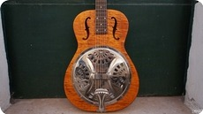 Gibson Hound Dog Resonator Lap Steel USA Natural