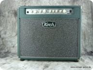 Koch Jupiuter 45 2012 Green Tolex