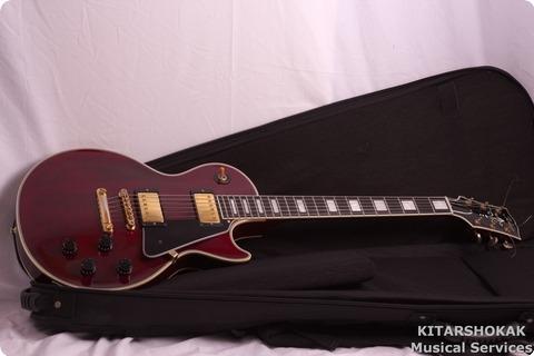 Tokai Guitars Hlc 175 (hibiki) 2010 Red Wine