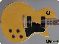 Gibson Les Paul Special TV 1957 TV _ Yellow