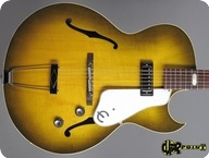 Epiphone E452T Sorrento 1966 Royal Olive Burst