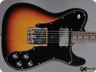Fender Telecaster Custom 1972 3 tone Sunburst