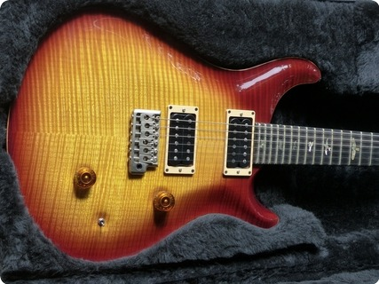 Prs Paul Reed Smith Custom 24 1990 Vintage Sunburst