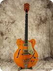 Gretsch 6120 Nashville 1966 Orange