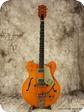 Gretsch 6120 Nashville 1964 Orange