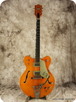 Gretsch 6120 Nashville 1966 Orange