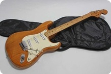 Greco Strat SE 500 Super Sounds 1976 Natural