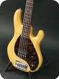 Ernie Ball Music Man Stingray 5 With Piezo 2000 Natural