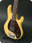 Ernie Ball Music Man Stingray 5 With Piezo 2003 Natural