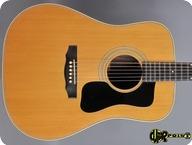 Guild Bluegrass Special D 50 1974 Natural